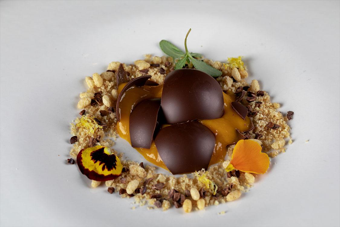 Milano37 - Sfera cioccolato