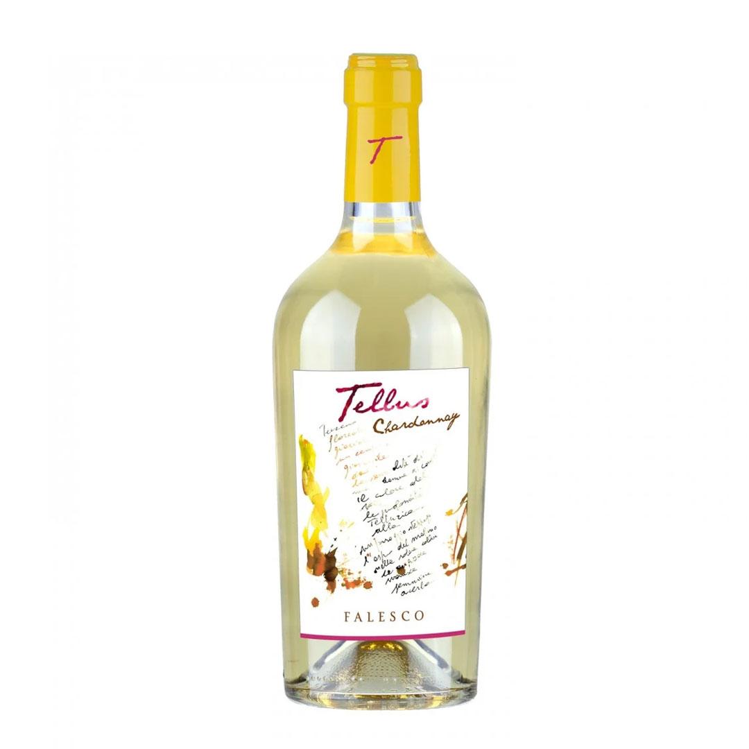 Chardonnay Tellus, 2018